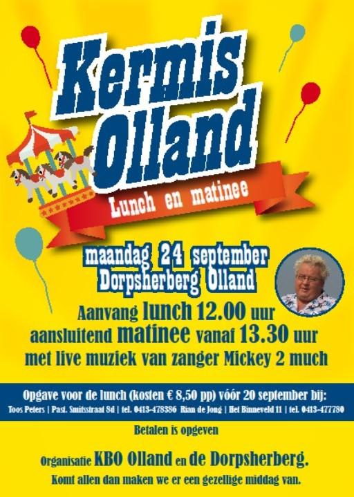 Matinee @ Dorpsherberg  | Sint-Oedenrode | Noord-Brabant | Nederland