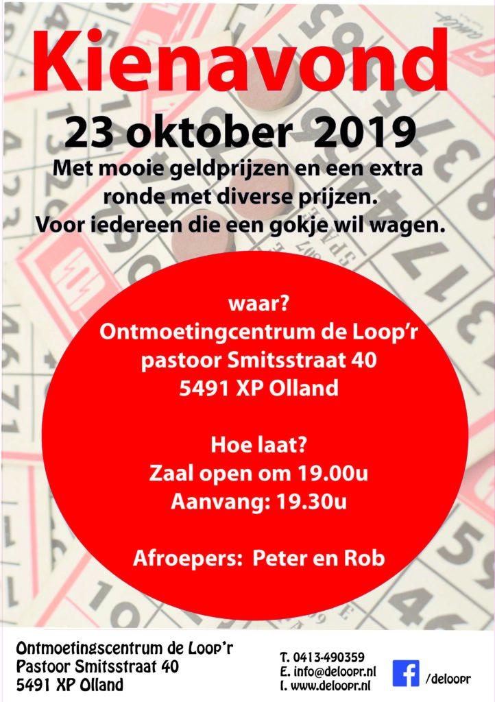 Kienen @ De Loop'r